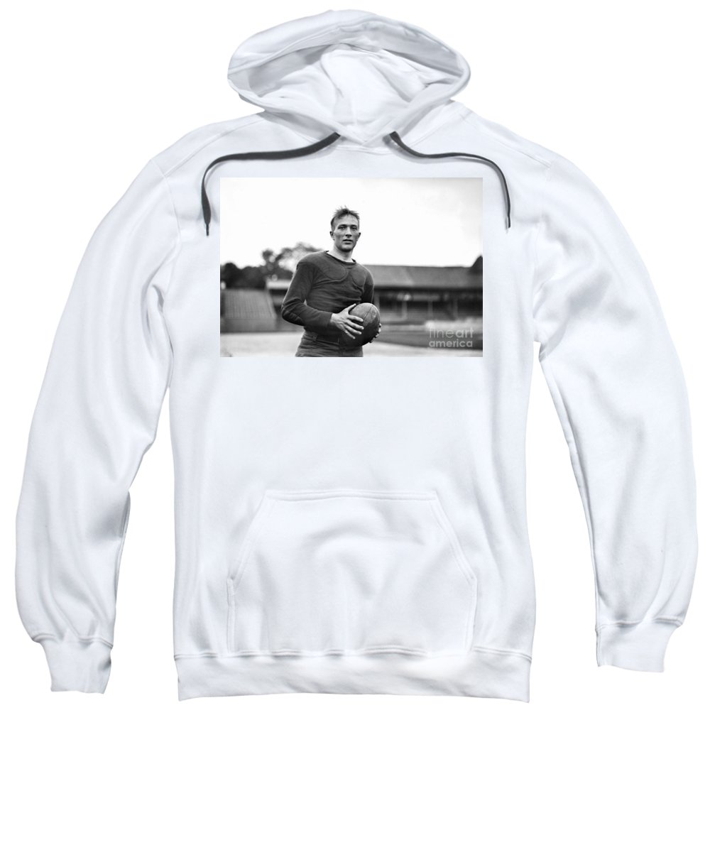 1911 Sweatshirt featuring the photograph Wilder Graves Penfield by Granger