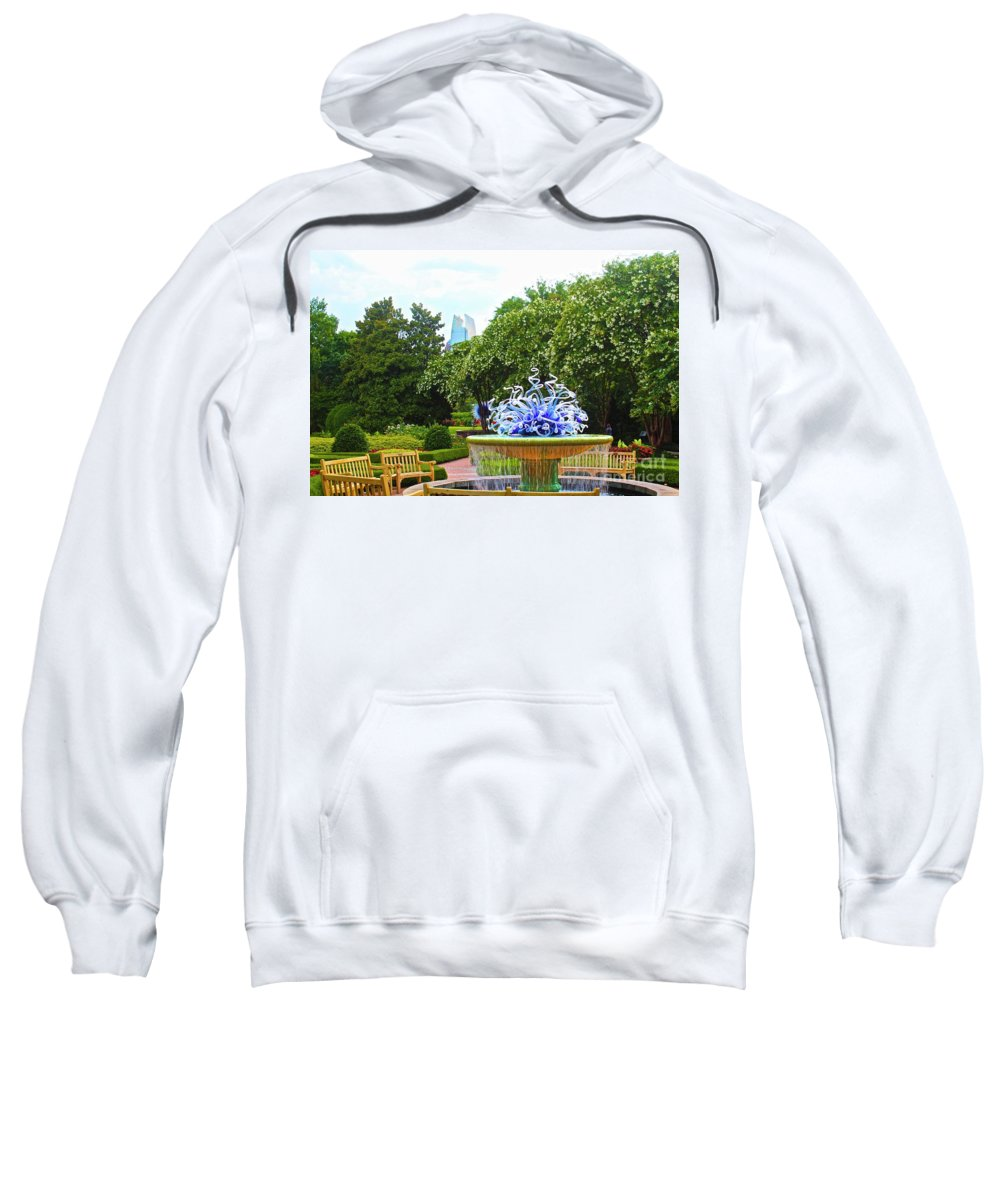Canon T3i Eos Rebel Sweatshirt featuring the photograph 01142017063 by Debbie L Foreman
