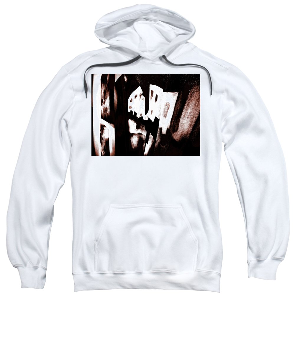 Sweatshirt featuring the photograph Art Gallery Prints by Chroma Photographer