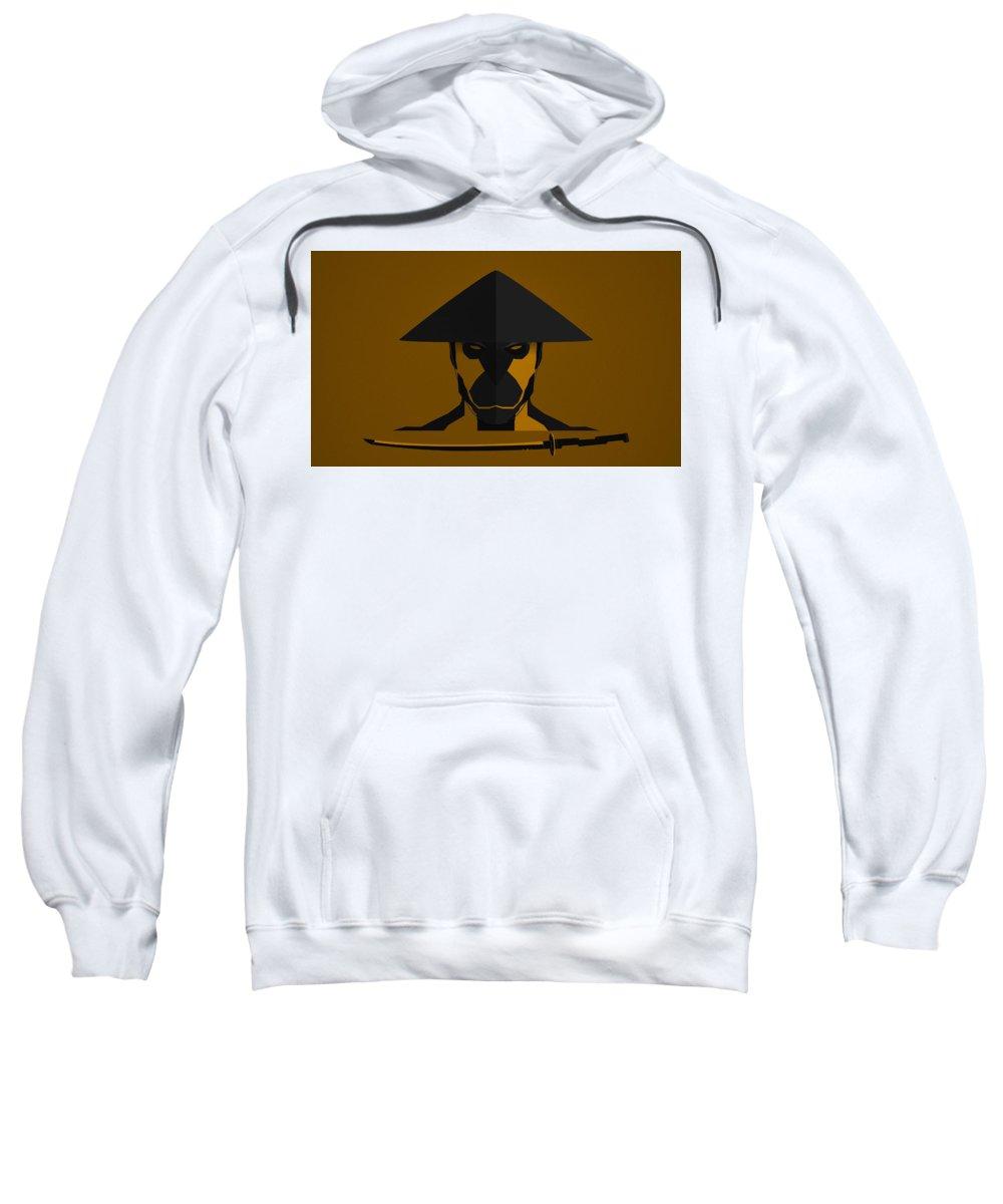 Fantasy Sweatshirt featuring the digital art Fantasy by Bert Mailer
