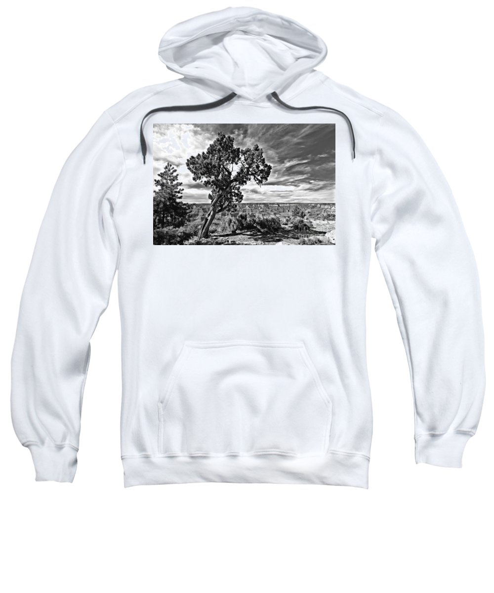 Grand Canyon Sweatshirt featuring the photograph Grand Canyon by Rodney Cammauf