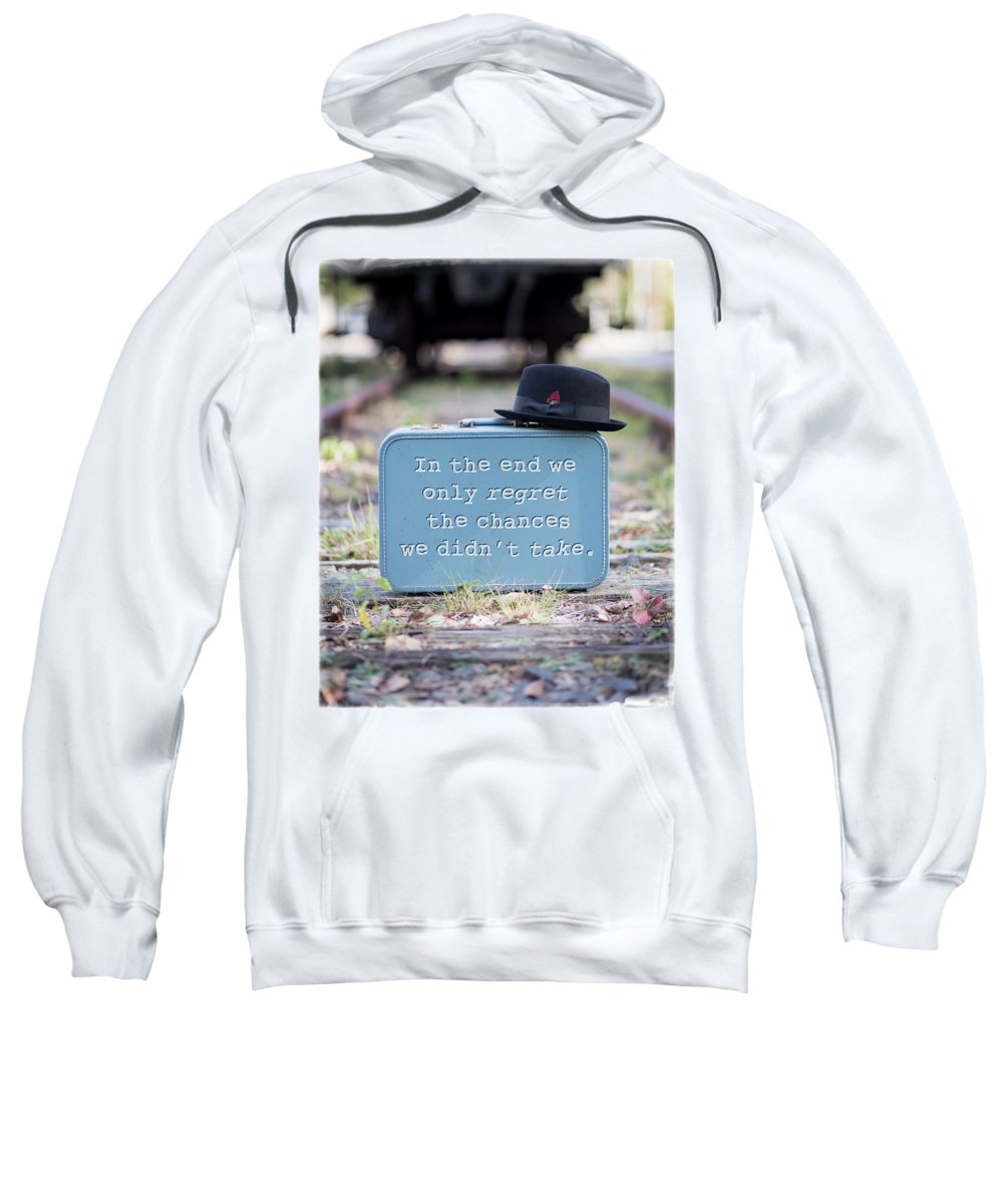 Leave Photographs Hooded Sweatshirts T-Shirts