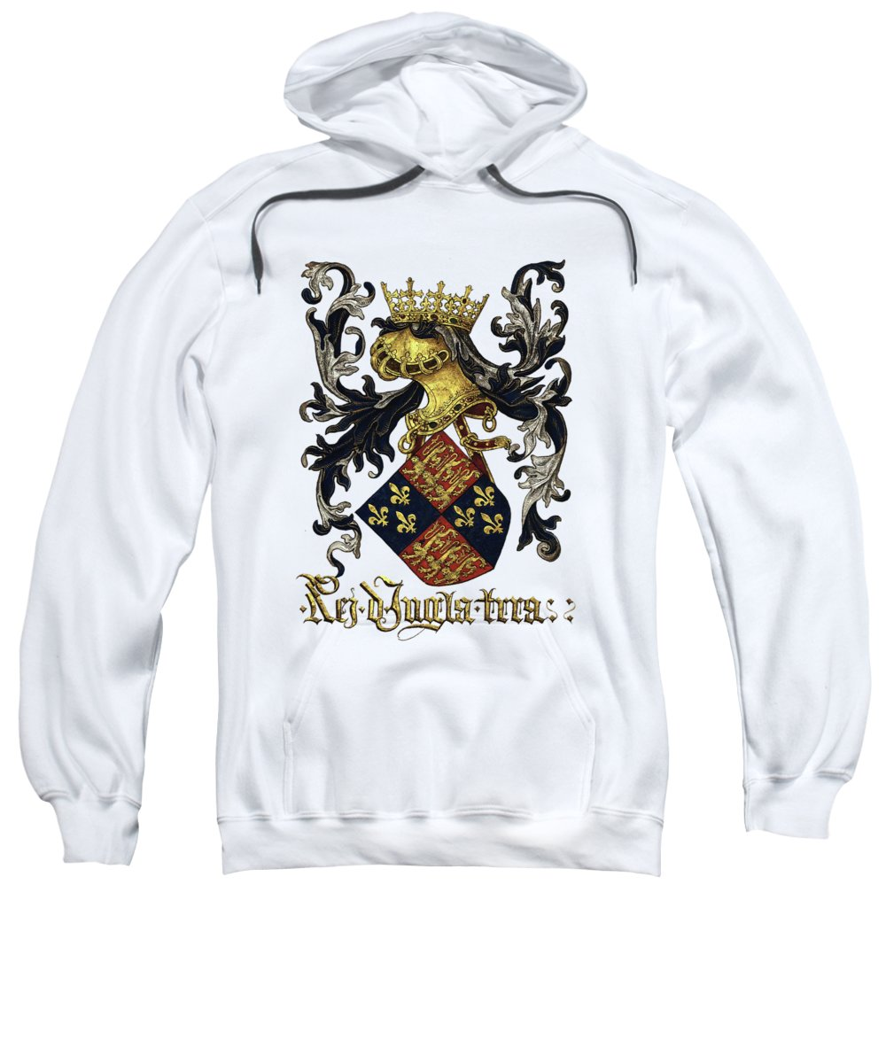 Royal Hooded Sweatshirts T-Shirts