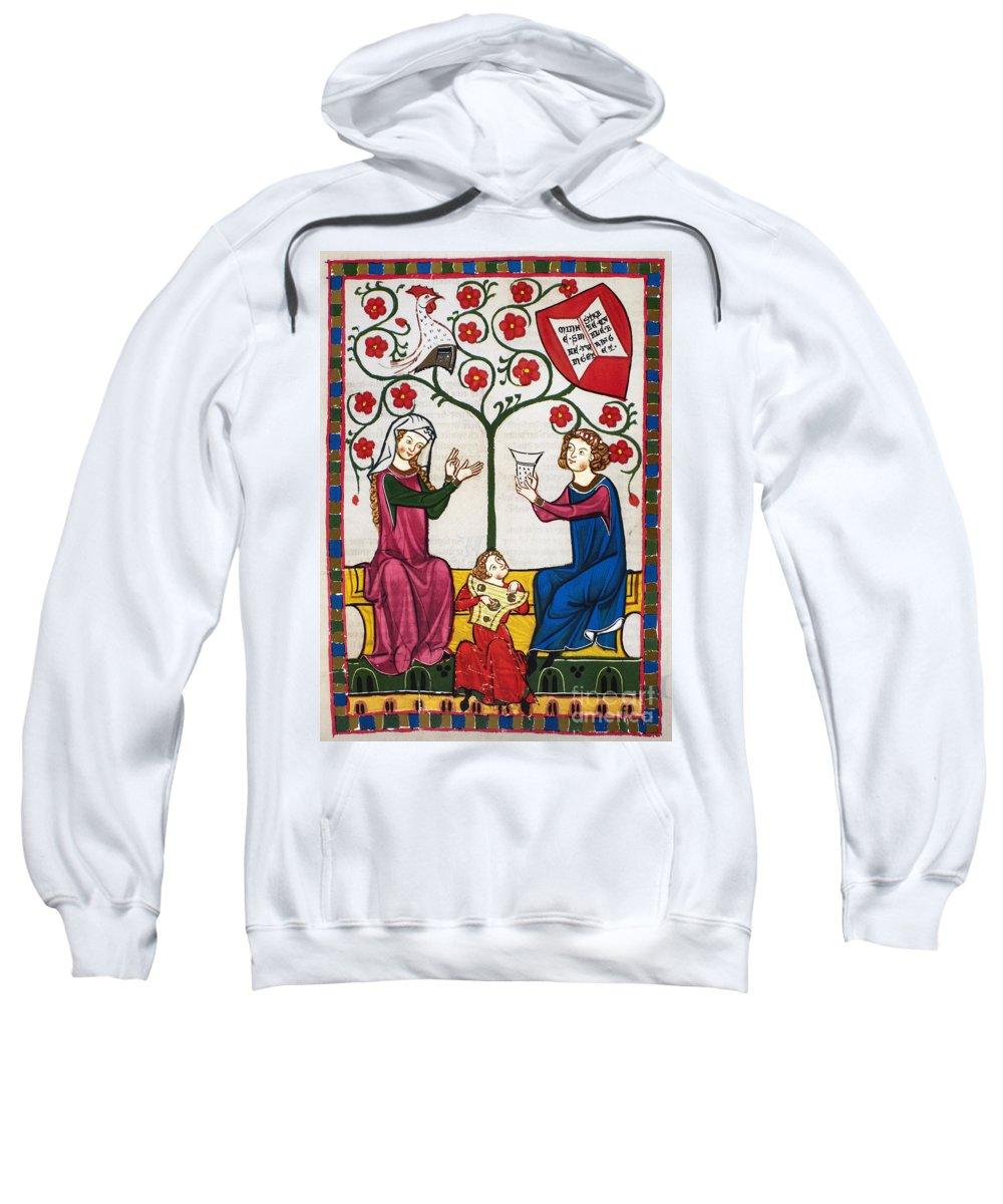 Minnesinger Hooded Sweatshirts T-Shirts