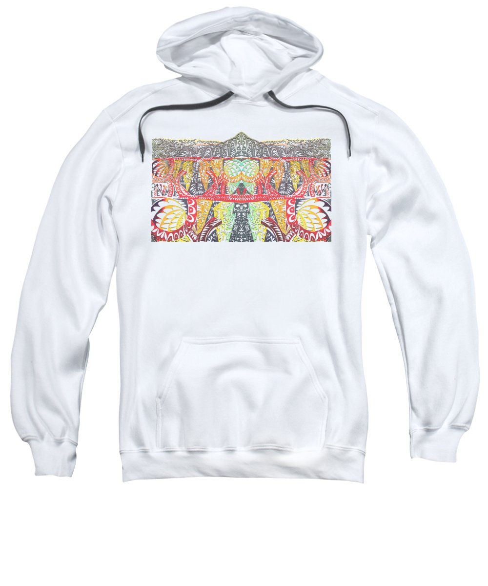 City Sunset Hooded Sweatshirts T-Shirts