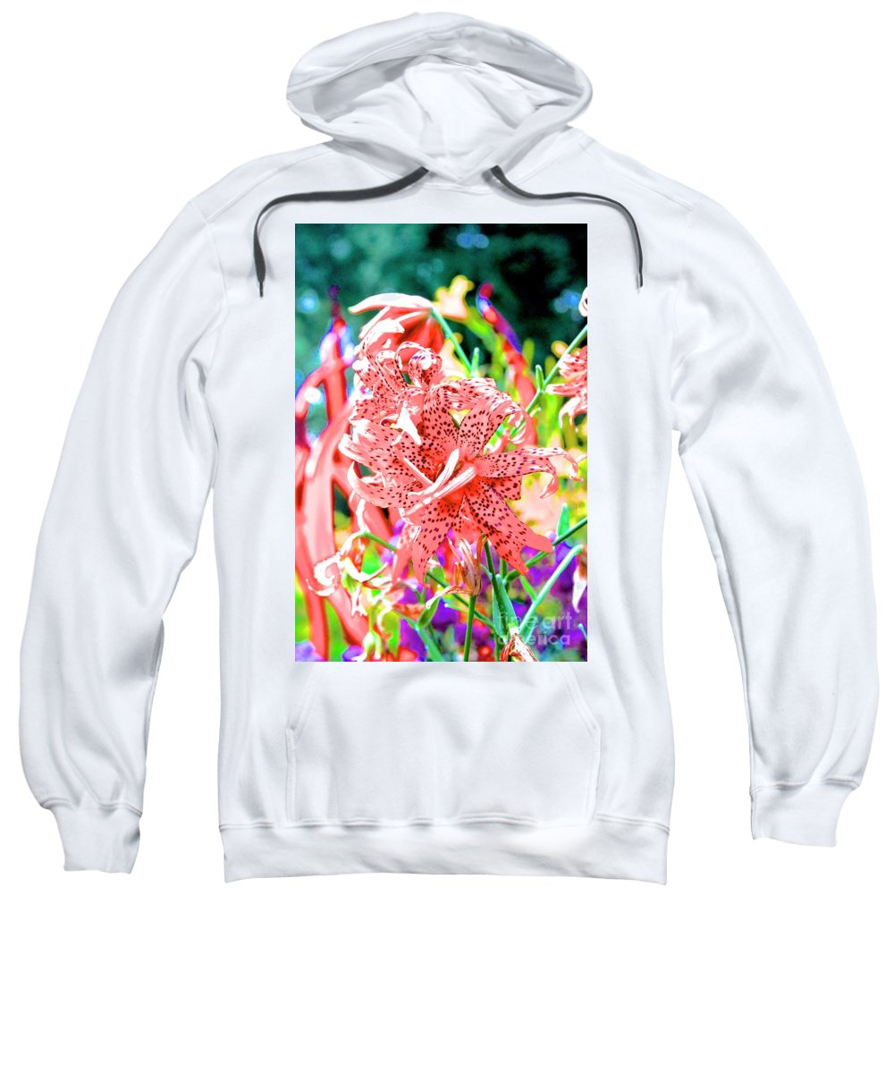Canon T3i Eos Rebel Sweatshirt featuring the photograph 10142017108 by Debbie L Foreman