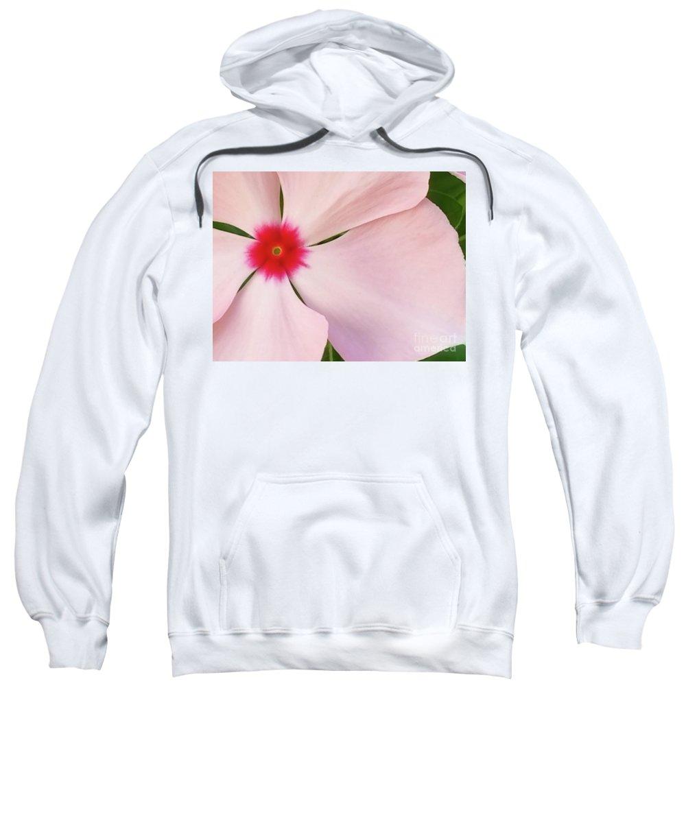 Flower Sweatshirt featuring the digital art Flower by Sobano S