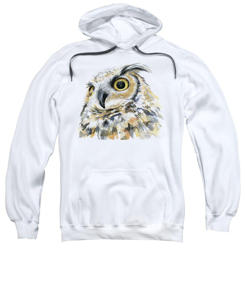 Owl Sweatshirts
