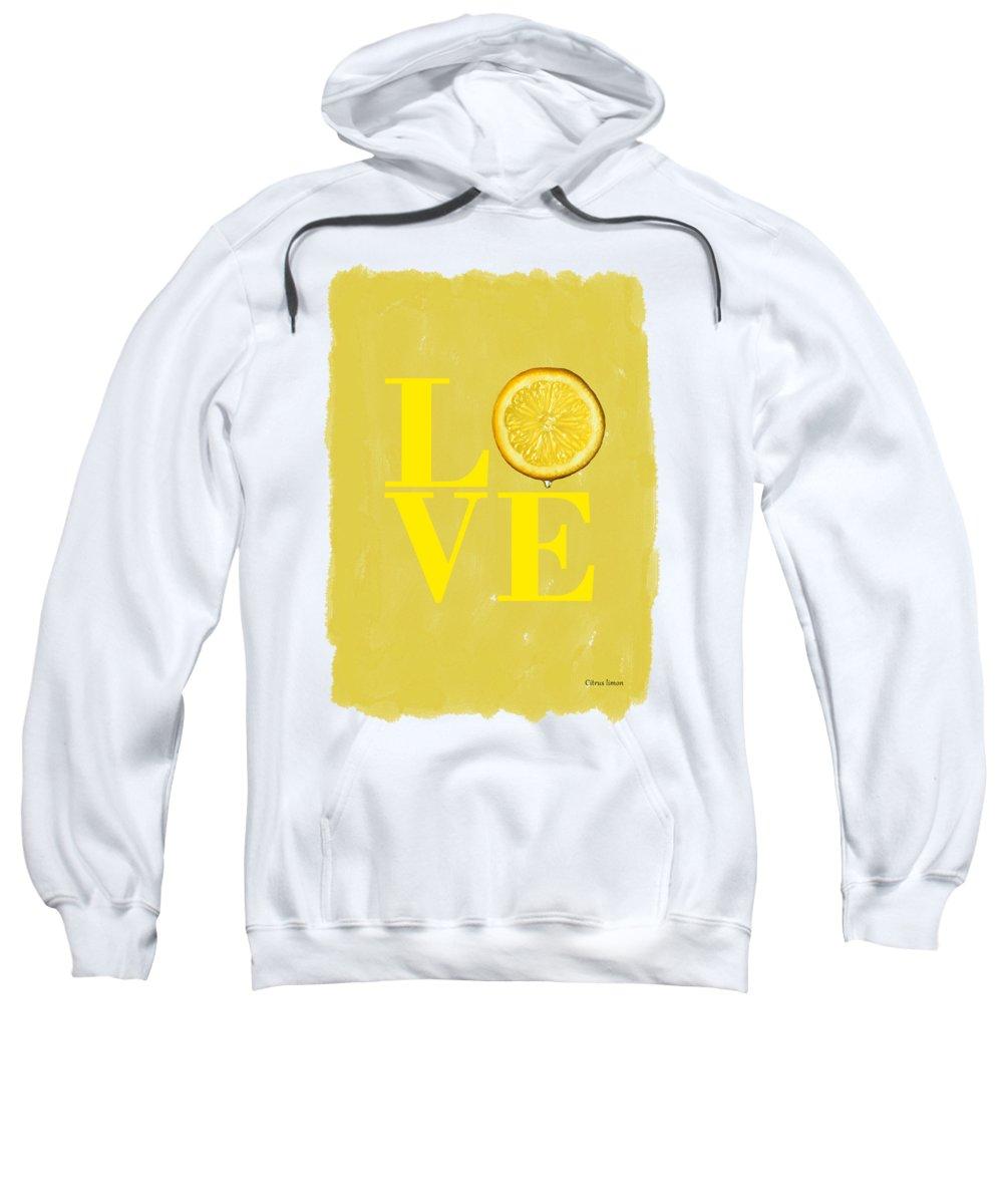 Lemon Hooded Sweatshirts T-Shirts