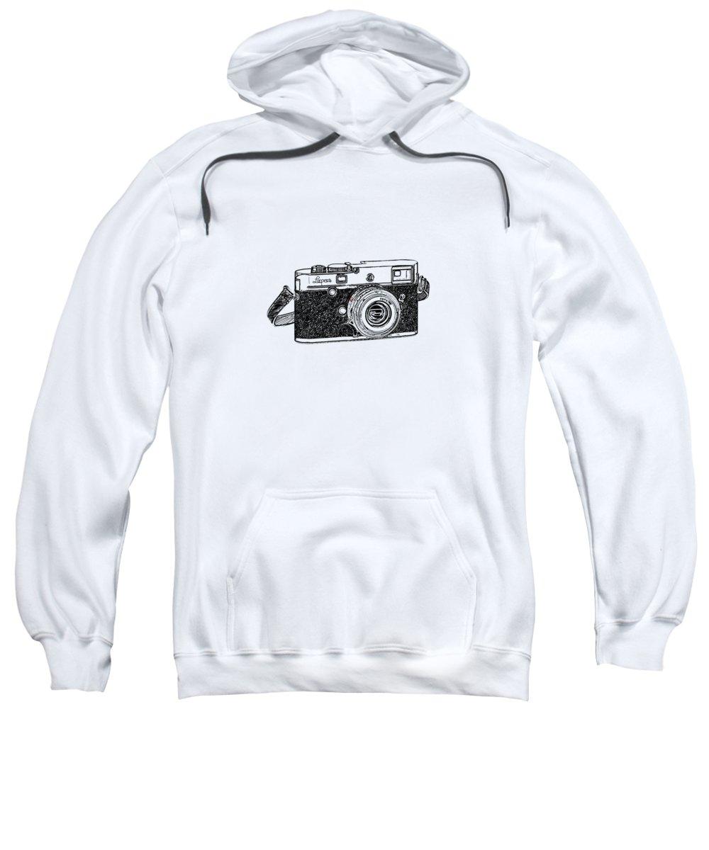 Old-fashioned Digital Art Hooded Sweatshirts T-Shirts