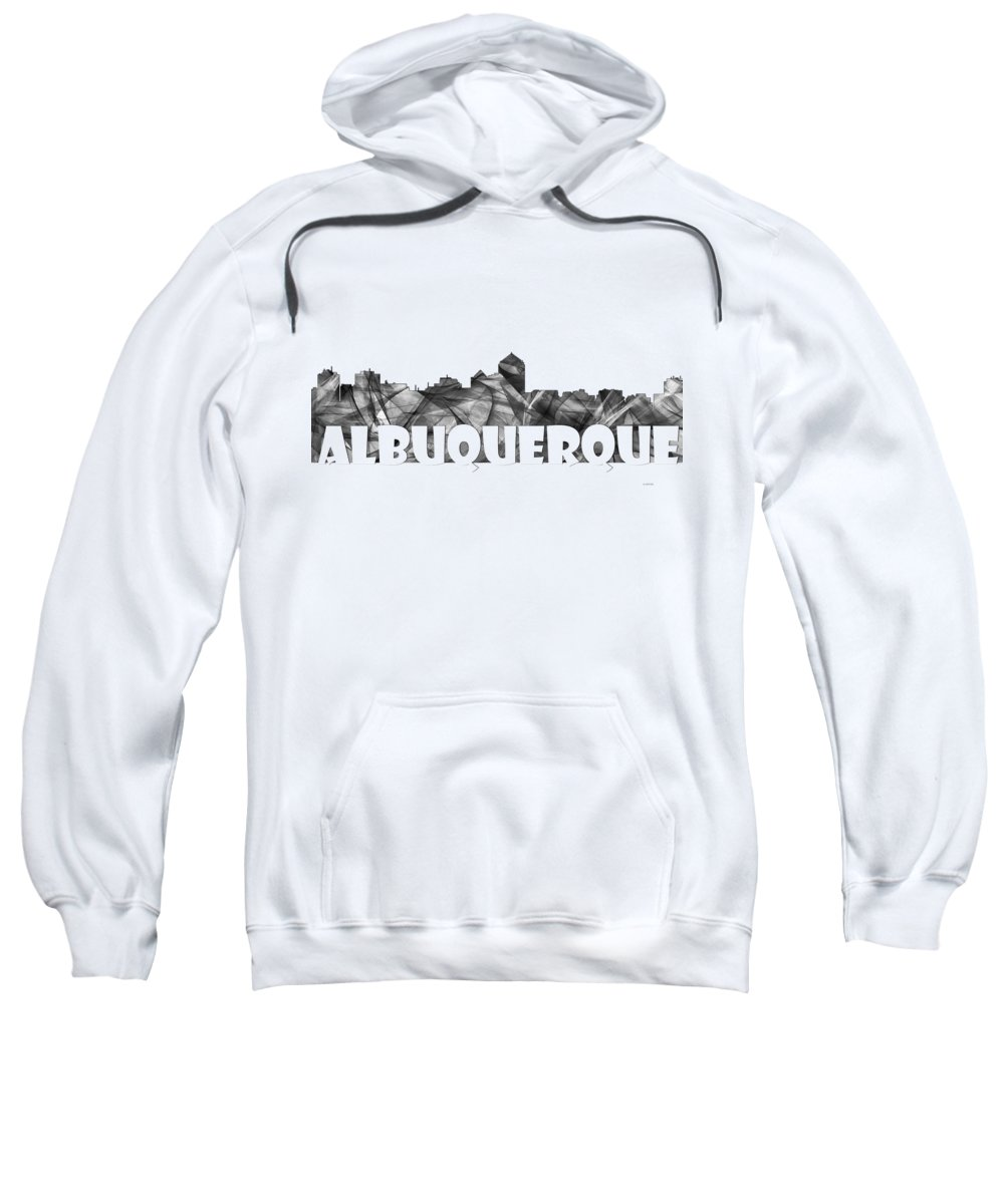 New Mexico Landscape Hooded Sweatshirts T-Shirts