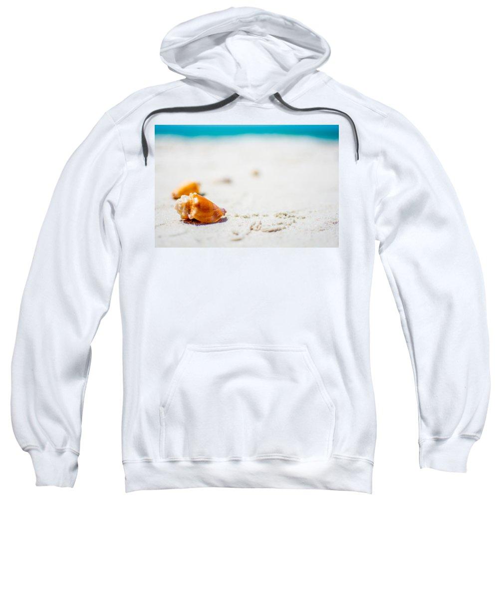 Tropical Paradise Sweatshirt featuring the photograph Tropical Paradise by Manuel Lopez