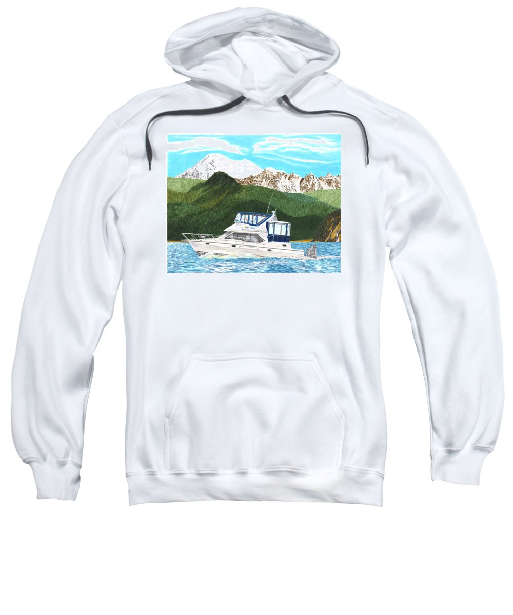 Bayliner Paintings Hooded Sweatshirts T-Shirts