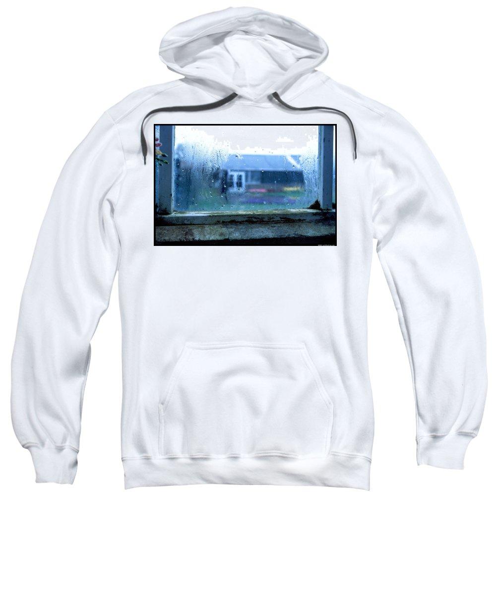 Room Sweatshirt featuring the digital art Room by Mery Moon