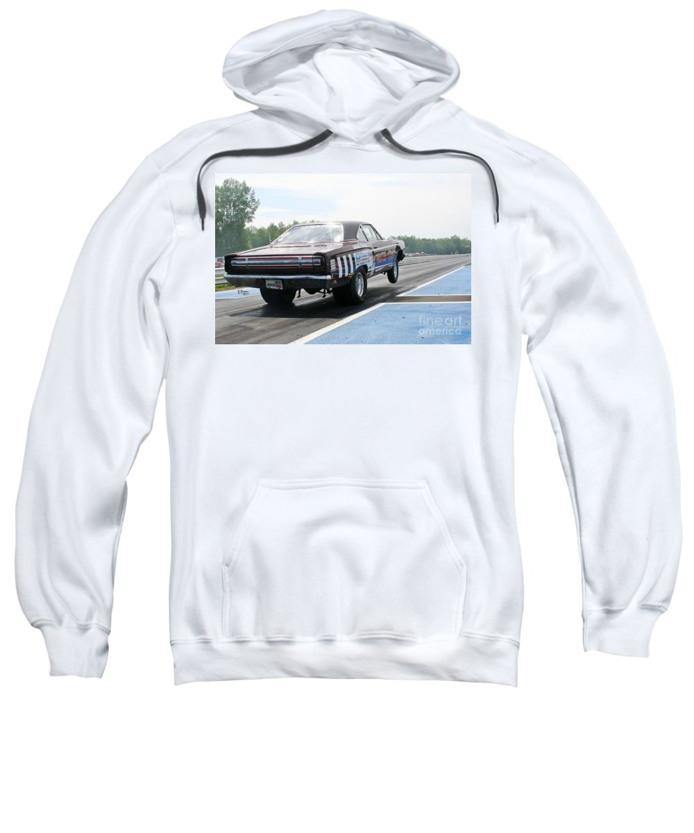 06-15-2015 Sweatshirt featuring the photograph 8693 06-15-2015 Esta Safety Park by Vicki Hopper
