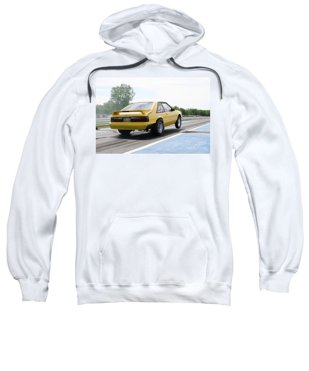 06-15-2015 Sweatshirt featuring the photograph 8734 06-15-2015 Esta Safety Park by Vicki Hopper