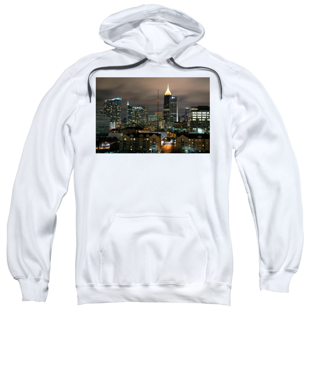 Sweatshirt featuring the New Upload by Bill Cobb