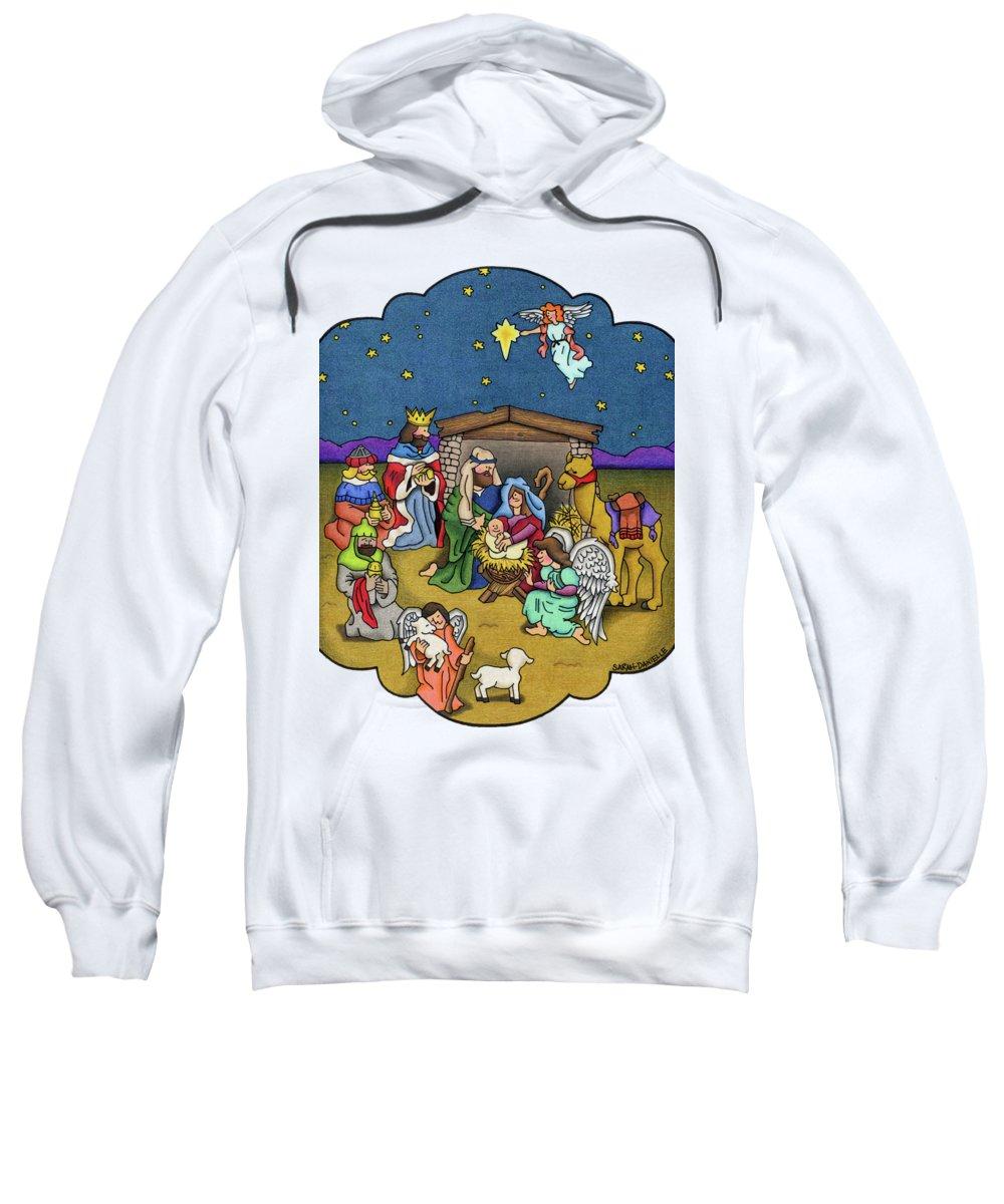 Bible Scene Hooded Sweatshirts T-Shirts