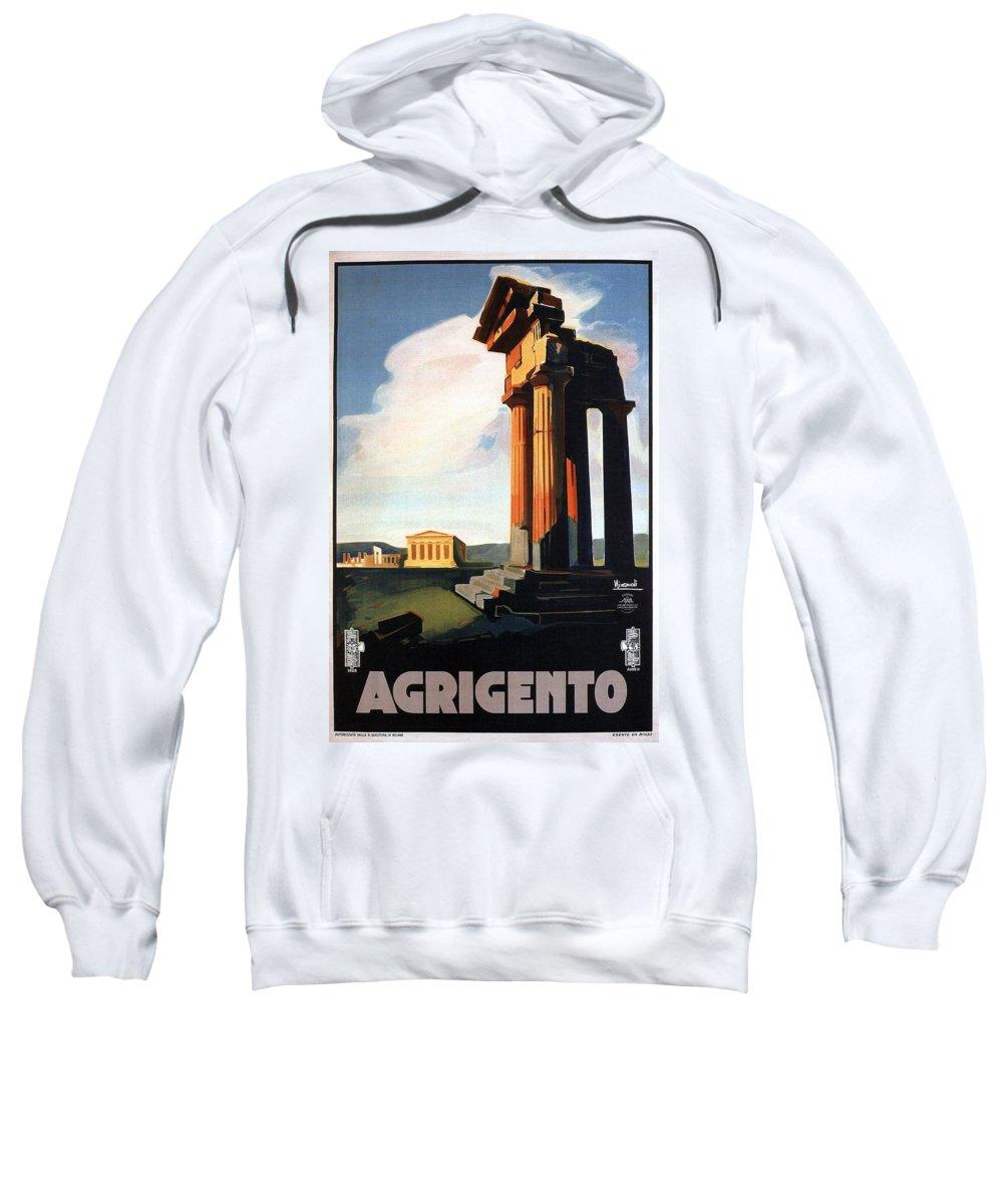 Agrigento Hooded Sweatshirts T-Shirts