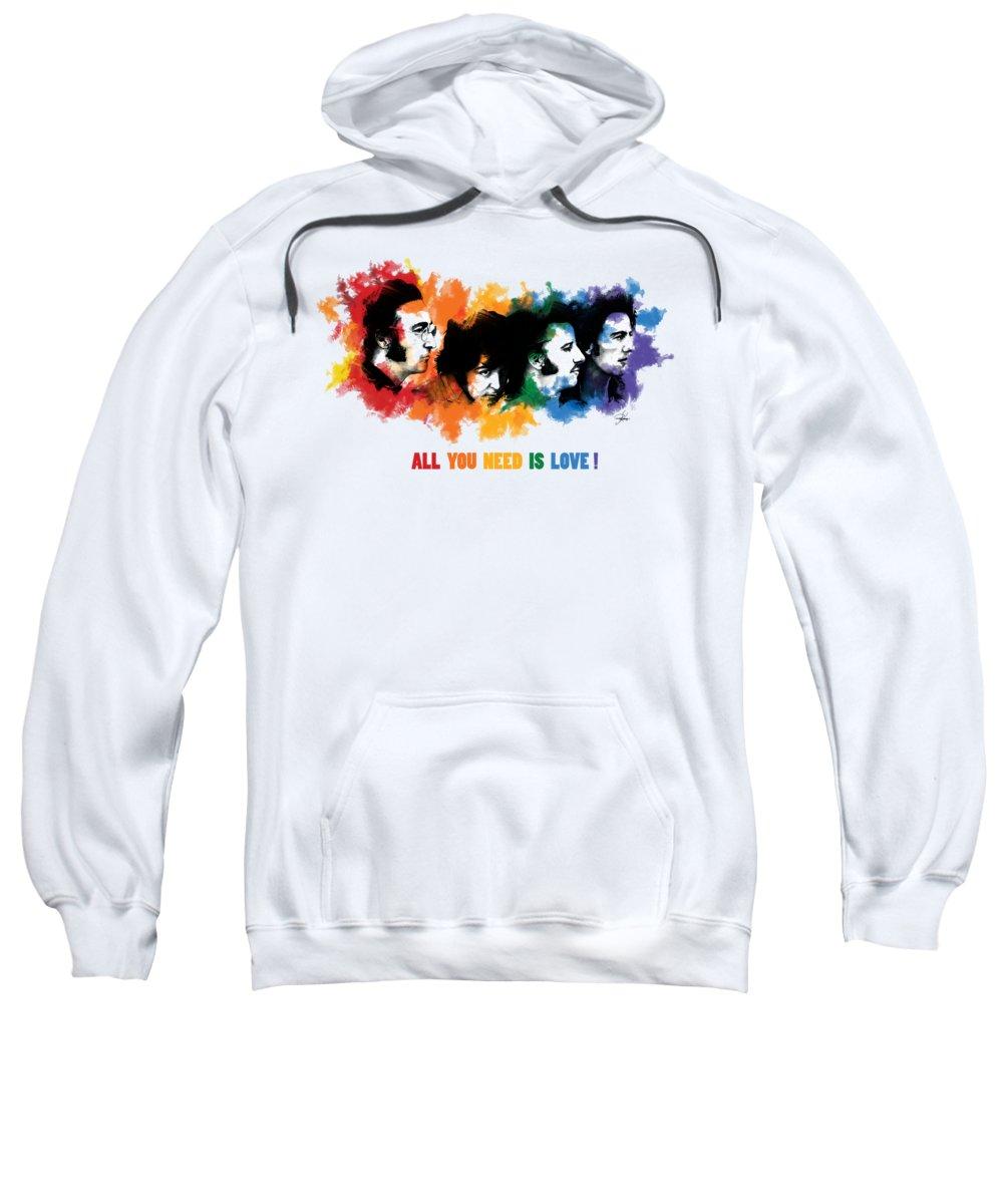 Ringo Star Sweatshirts