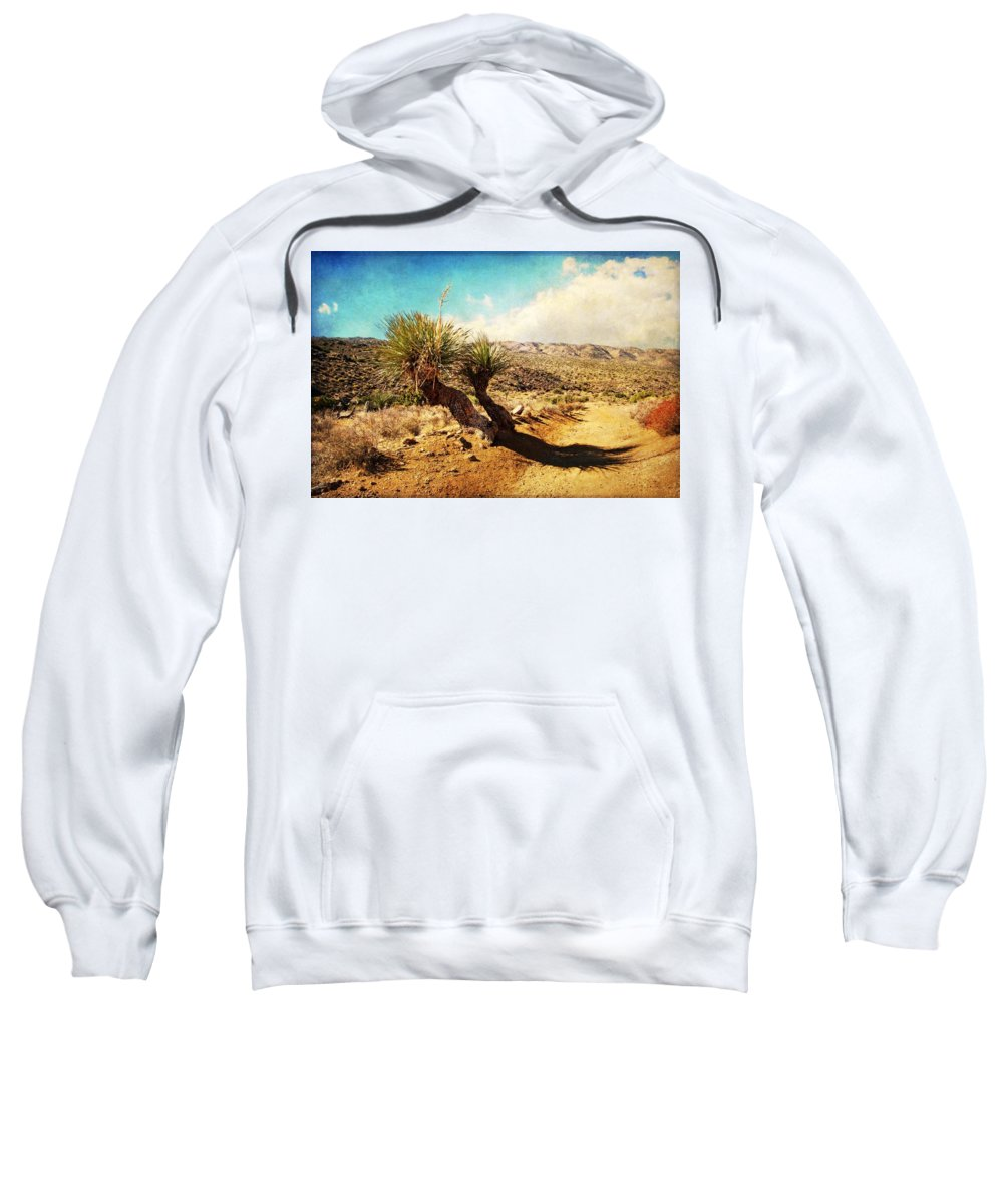 Parry Nolina Sweatshirt featuring the photograph Parry Nolina by Sandra Selle Rodriguez