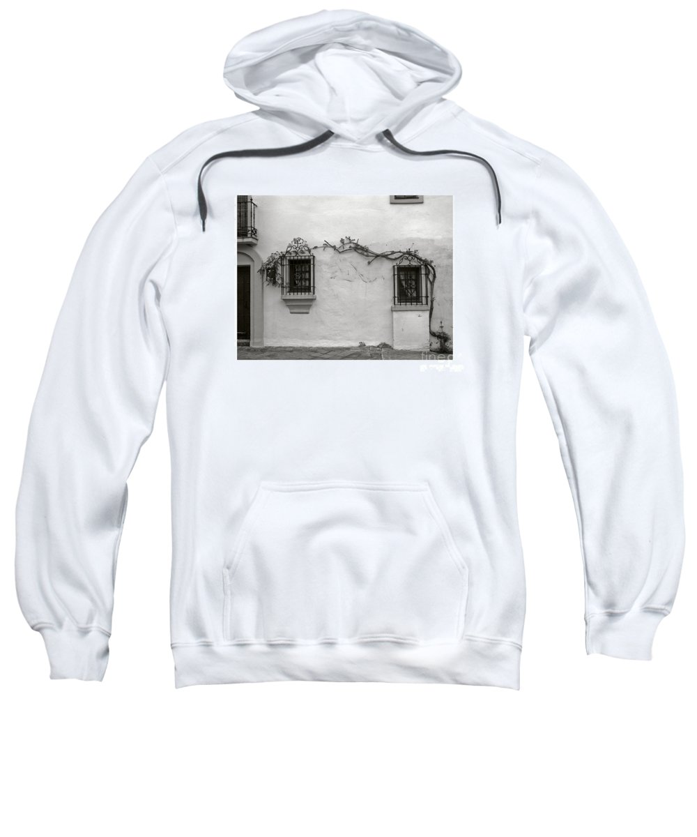 Andalucia Sweatshirt featuring the photograph Andalucia Wall by Thomas Marchessault