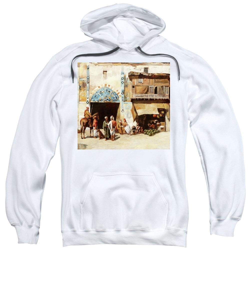 Watermellon Hooded Sweatshirts T-Shirts
