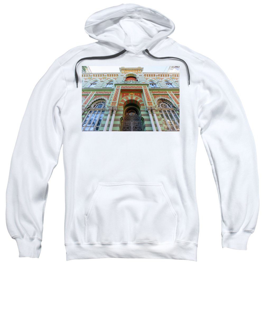 Odessa Sweatshirt featuring the photograph Architecture Of Odessa 3 by Viktor Birkus