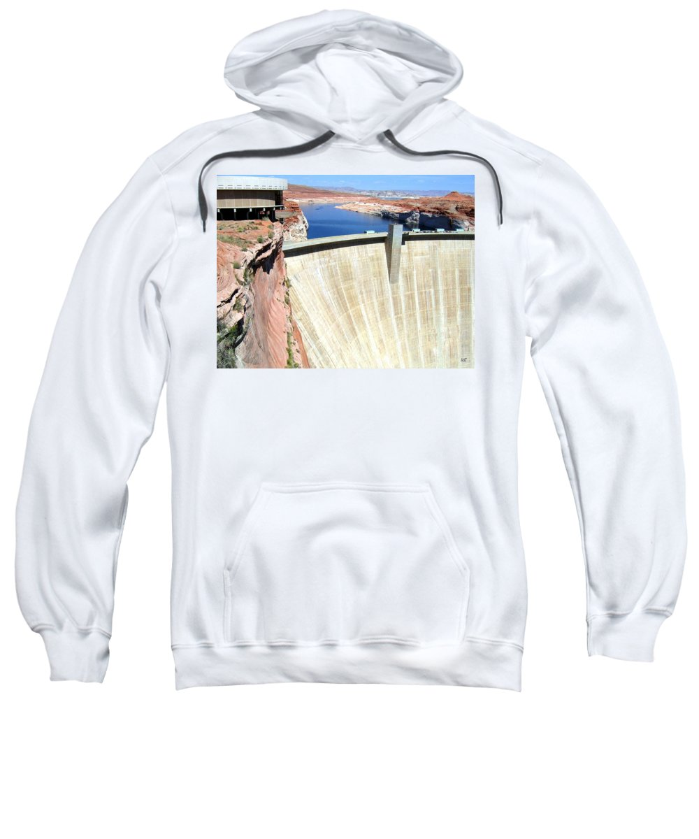 Arizona Sweatshirt featuring the photograph Arizona 20 by Will Borden