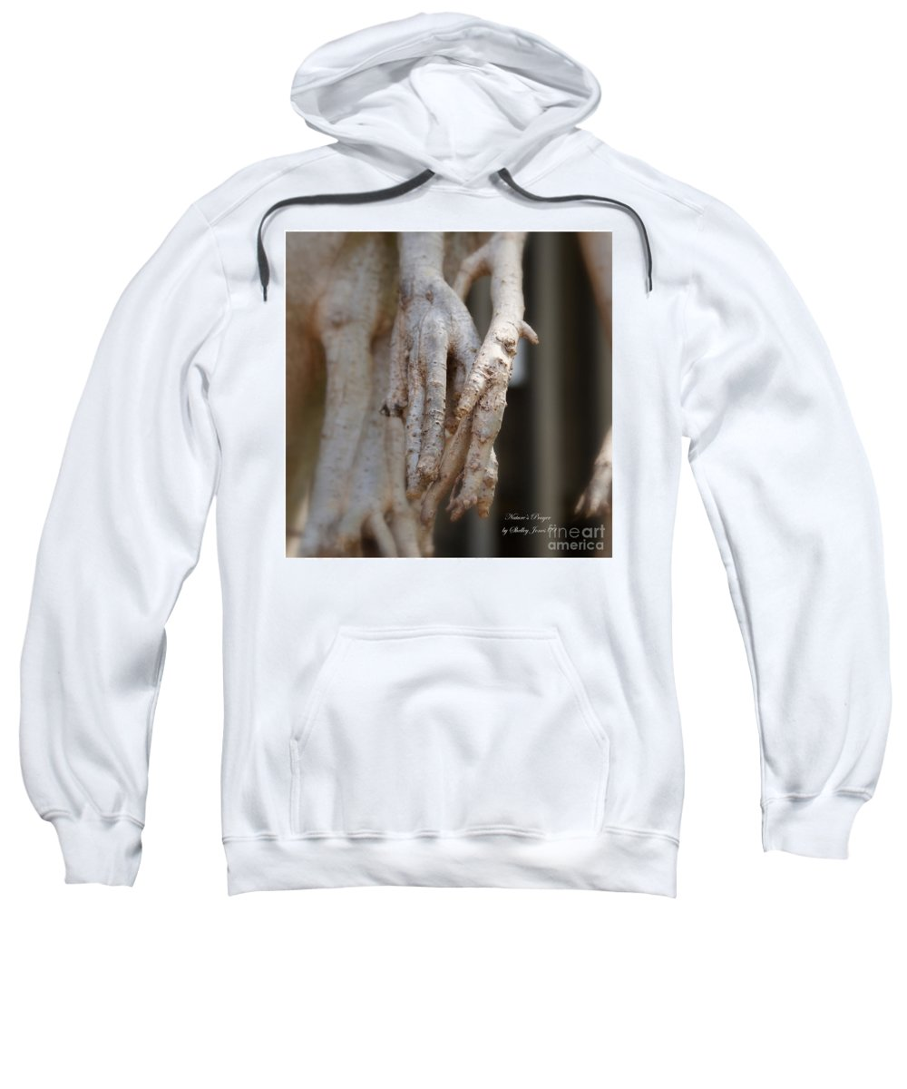 Tree Sweatshirt featuring the photograph Art Around The World Project by Shelley Jones