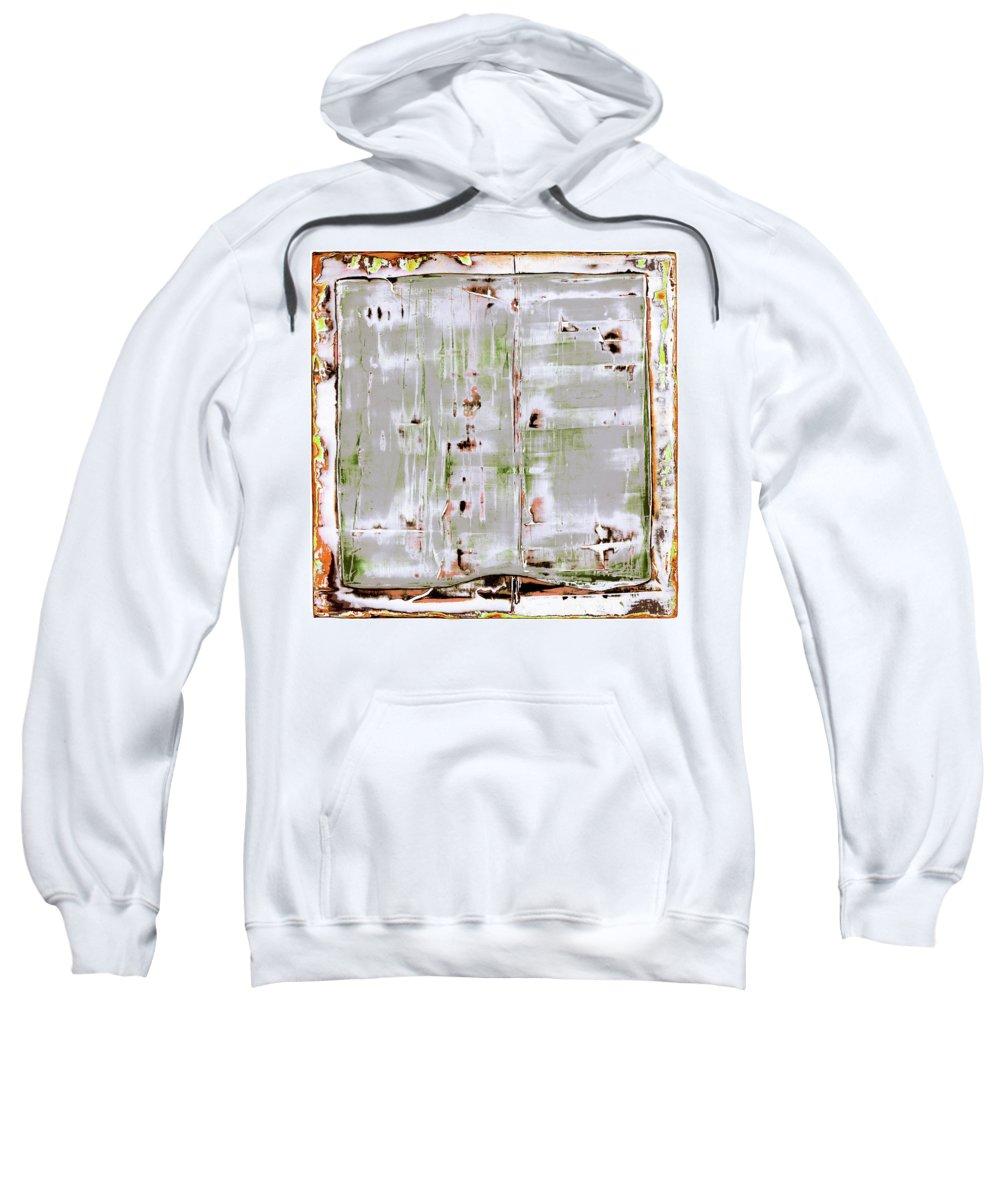 Fine Art Prints Sweatshirt featuring the painting Art Print California 06 by Harry Gruenert