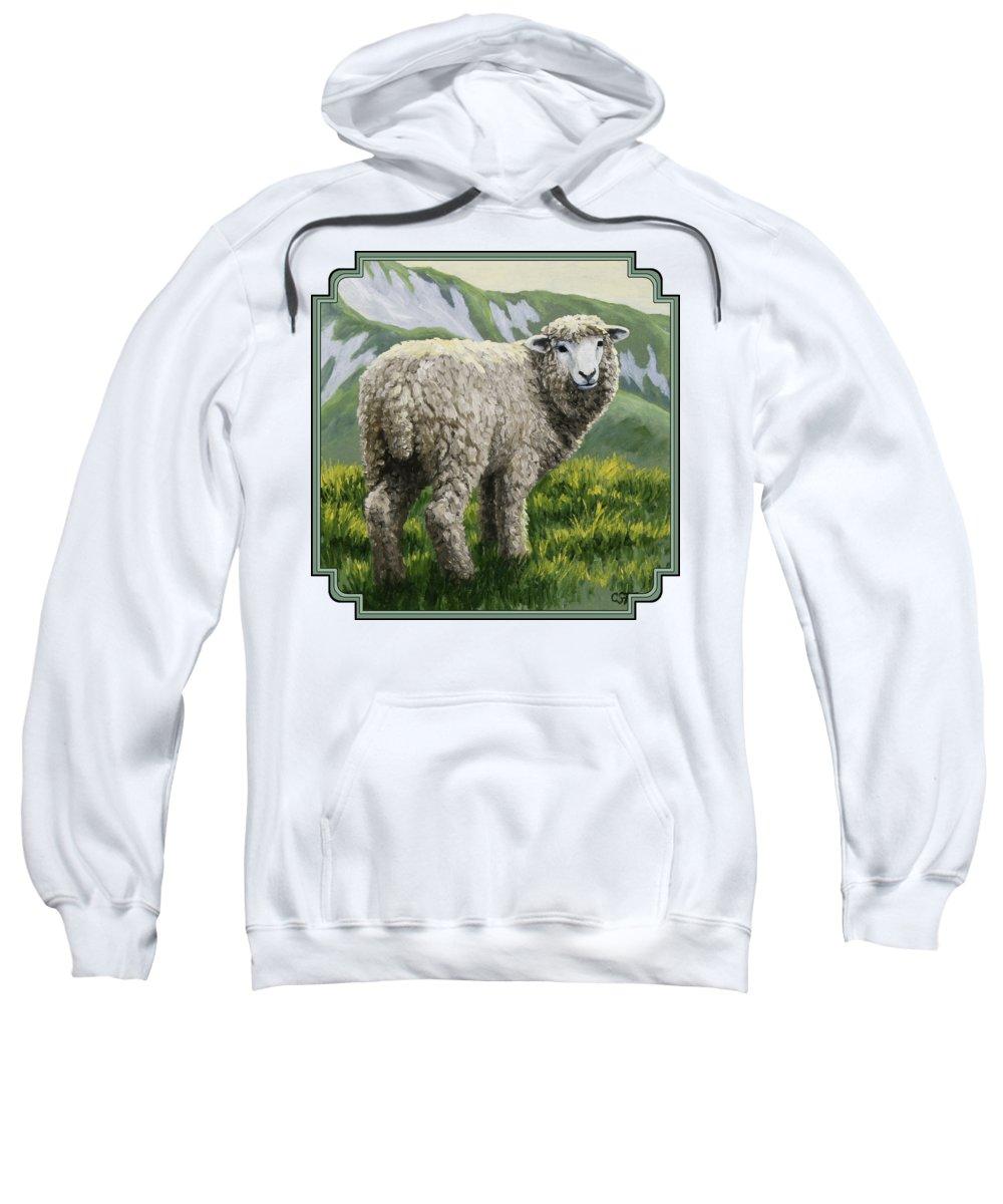 Rural Scenes Sweatshirts