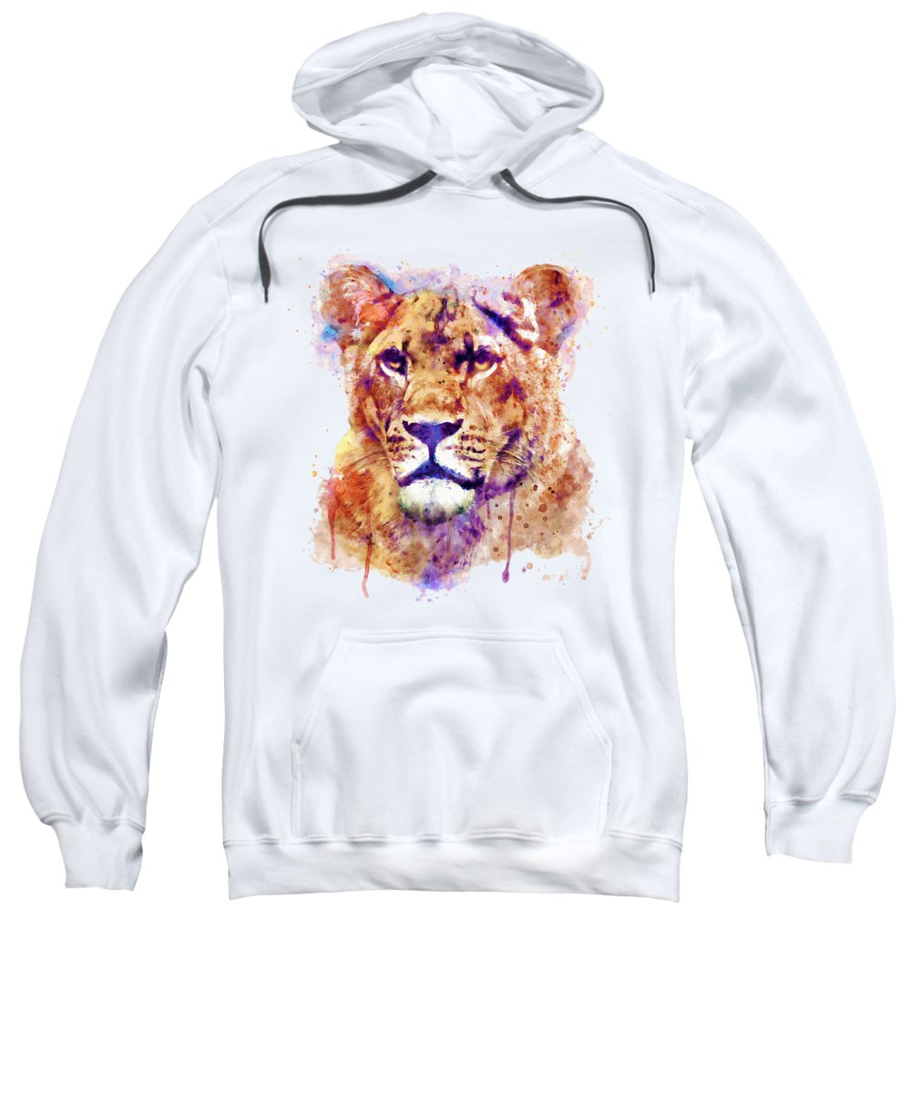 Light Paint Hooded Sweatshirts T-Shirts