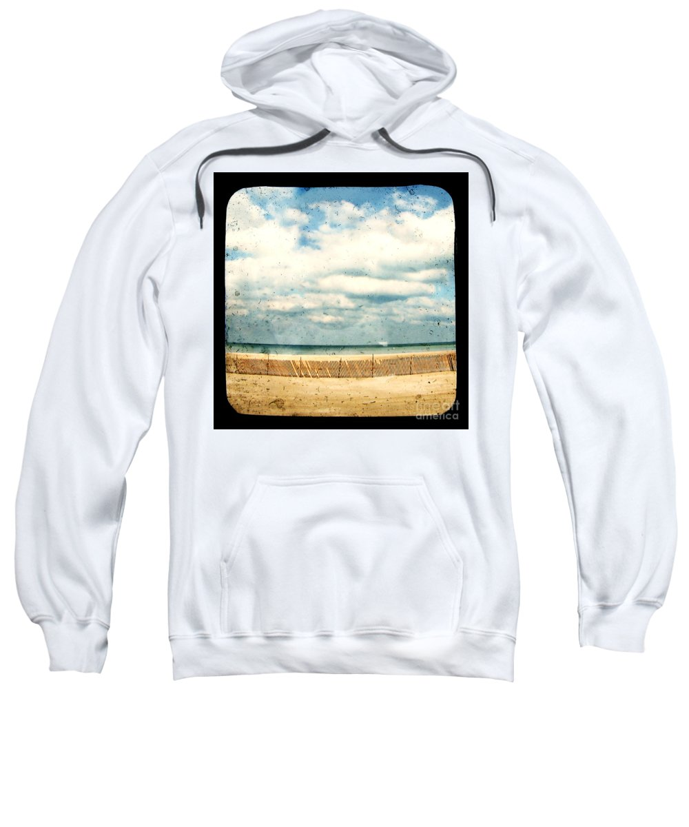 Ocea Sweatshirt featuring the photograph At Rest by Dana DiPasquale