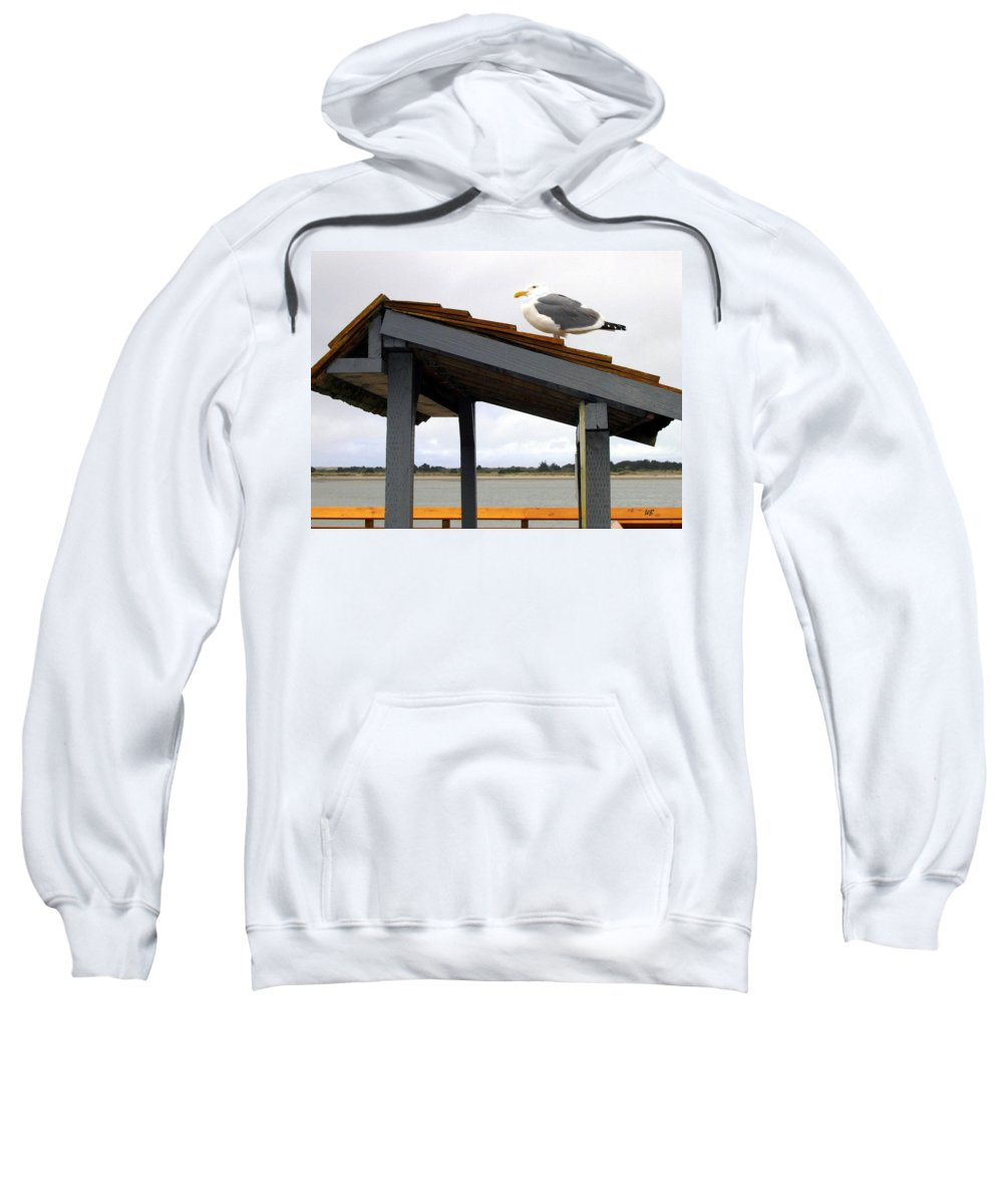 Bandon Sweatshirt featuring the photograph Bandon 3 by Will Borden
