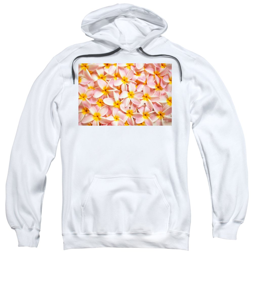 Aloha Sweatshirt featuring the photograph Bed Of Light by Kyle Rothenborg - Printscapes