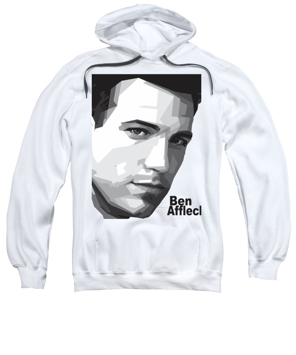 Ben Affleck Hooded Sweatshirts T-Shirts