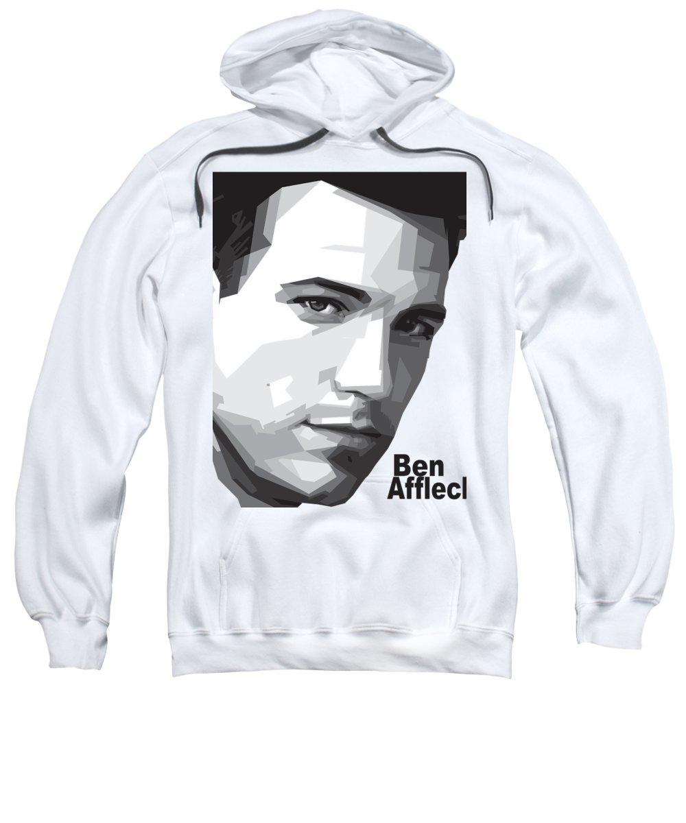 Ben Affleck Hooded Sweatshirts T-Shirts