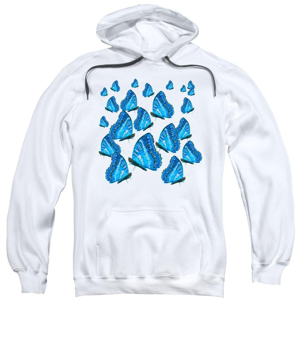 Iridescent Paintings Hooded Sweatshirts T-Shirts