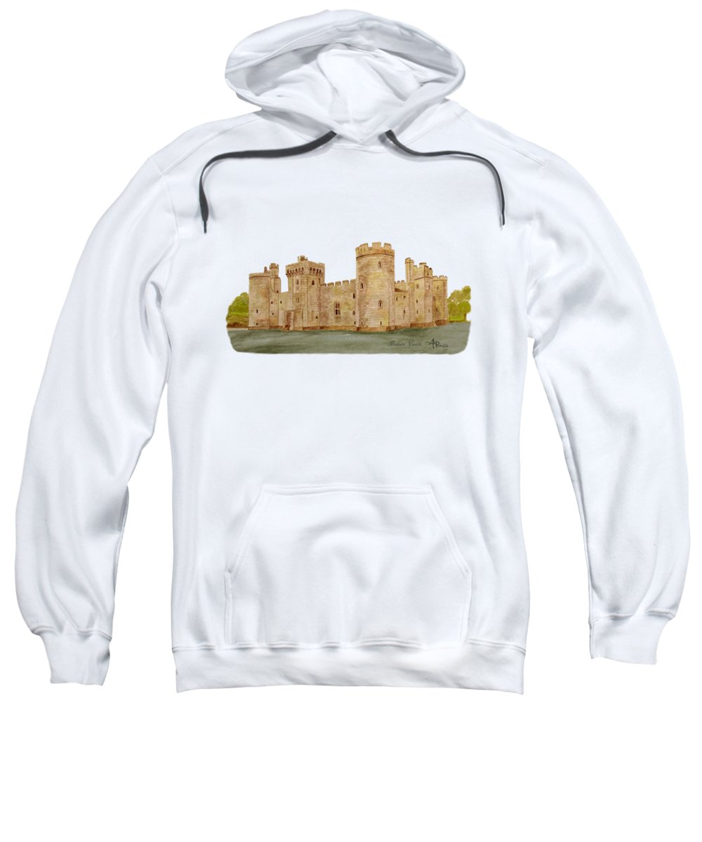 Castle Hooded Sweatshirts T-Shirts