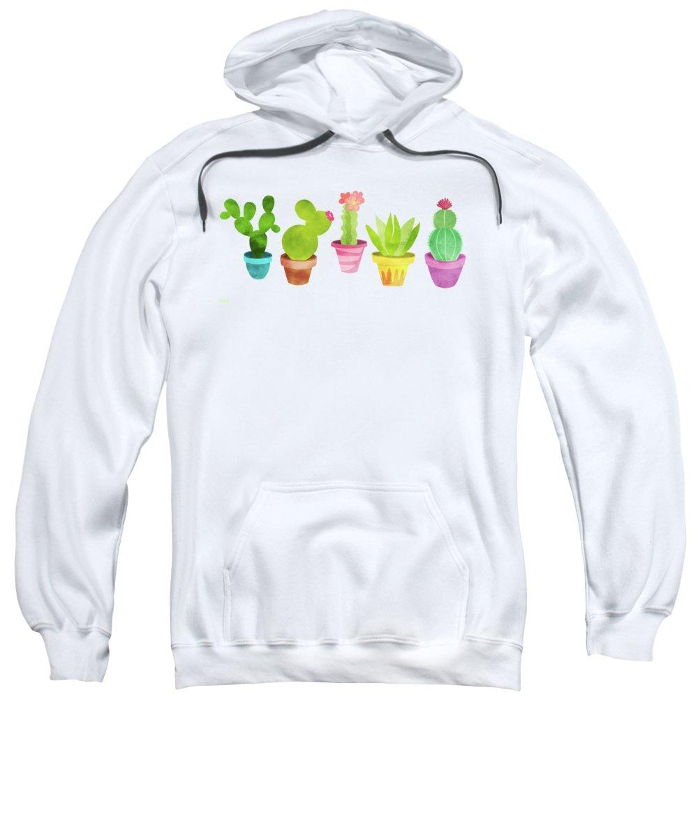 Succulent Hooded Sweatshirts T-Shirts