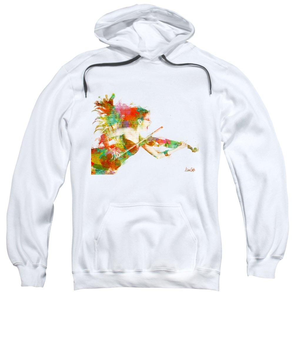 Chick Digital Art Hooded Sweatshirts T-Shirts
