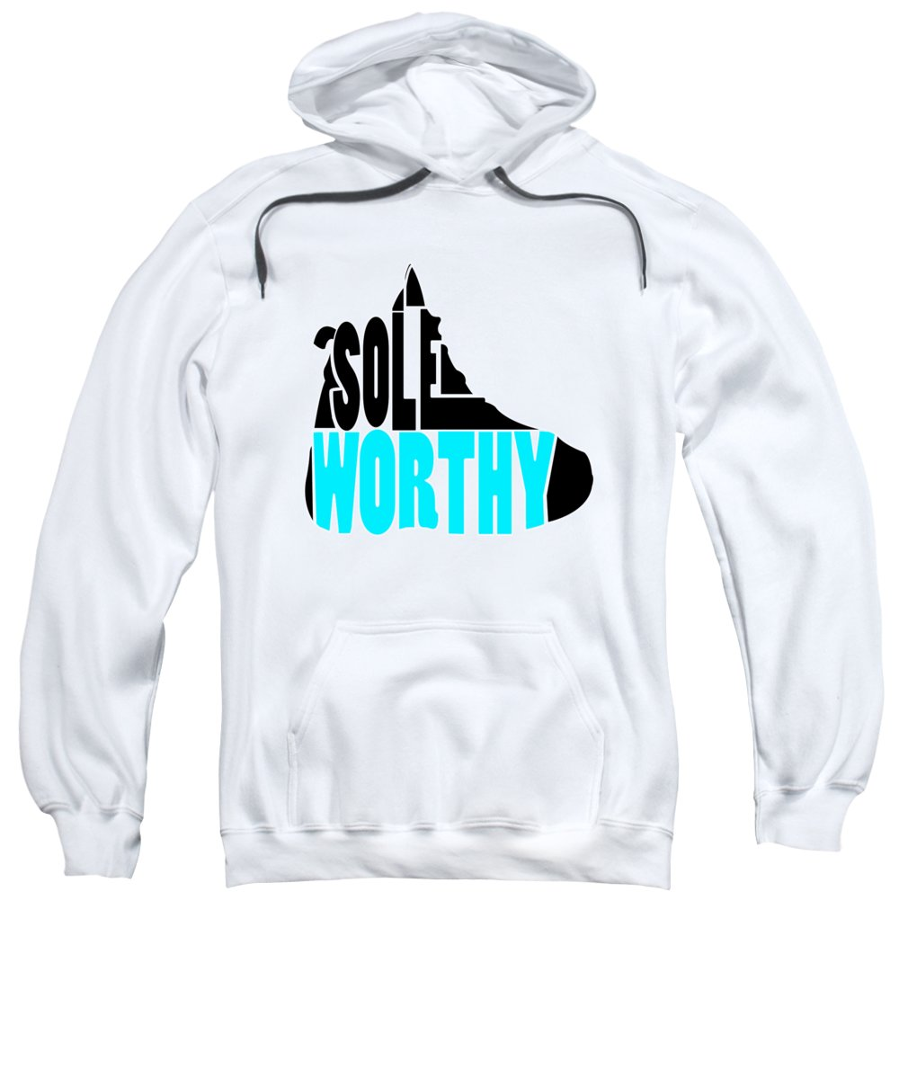 The Logo Sweatshirt featuring the digital art CEO by L-Train