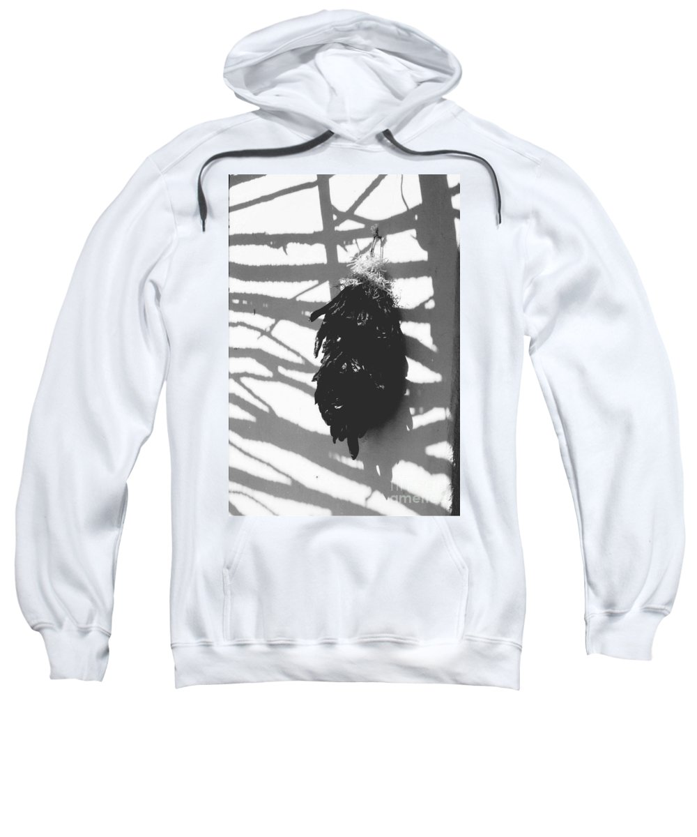 Chiles Sweatshirt featuring the photograph Chiles by Kathy McClure