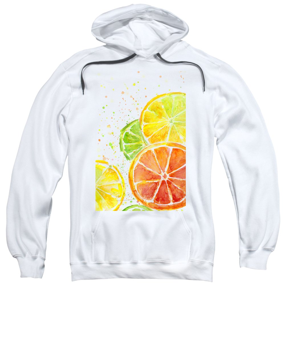 Grapefruit Hooded Sweatshirts T-Shirts