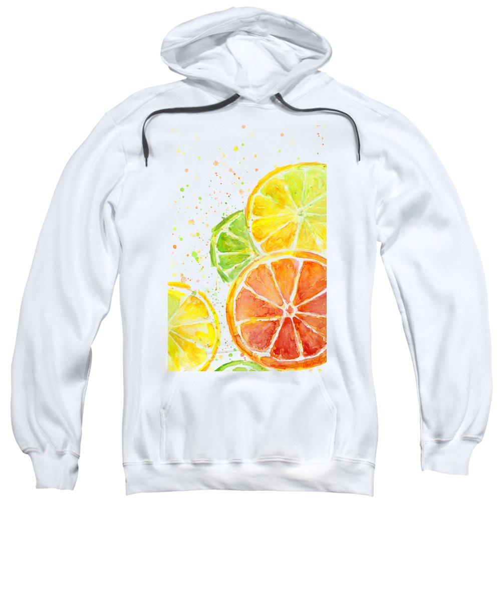 Grapefruit Hooded Sweatshirts T-Shirts