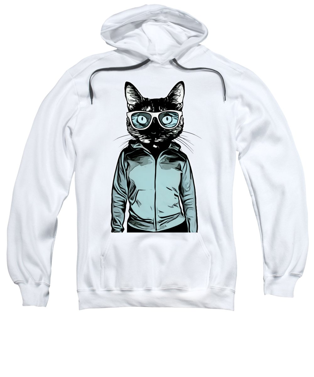 Sweater Hooded Sweatshirts T-Shirts