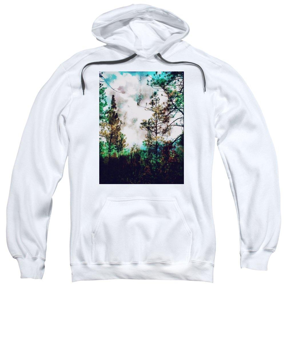 Landscape Sweatshirt featuring the photograph Daydreamer by Christina Kirkpatrick