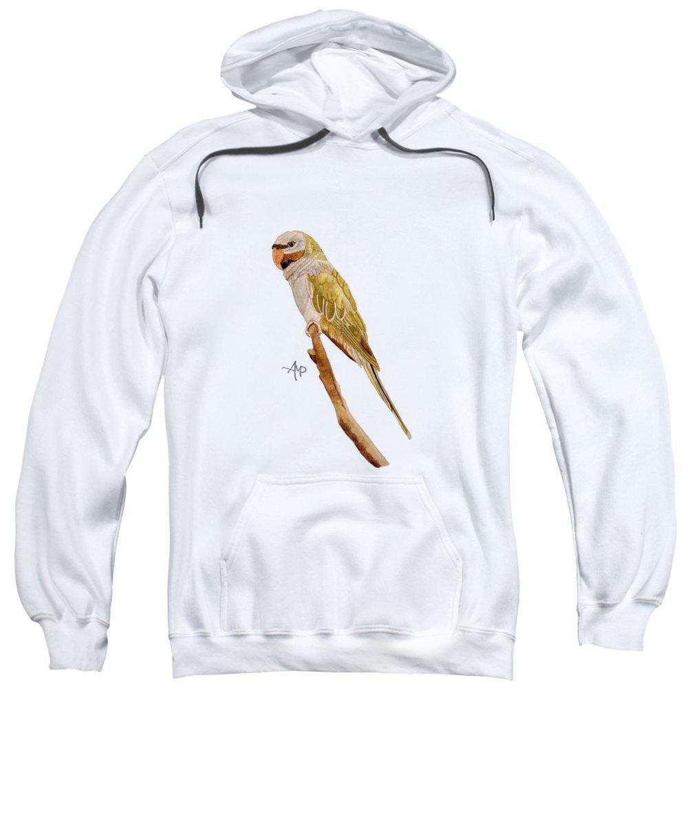 Parakeet Hooded Sweatshirts T-Shirts