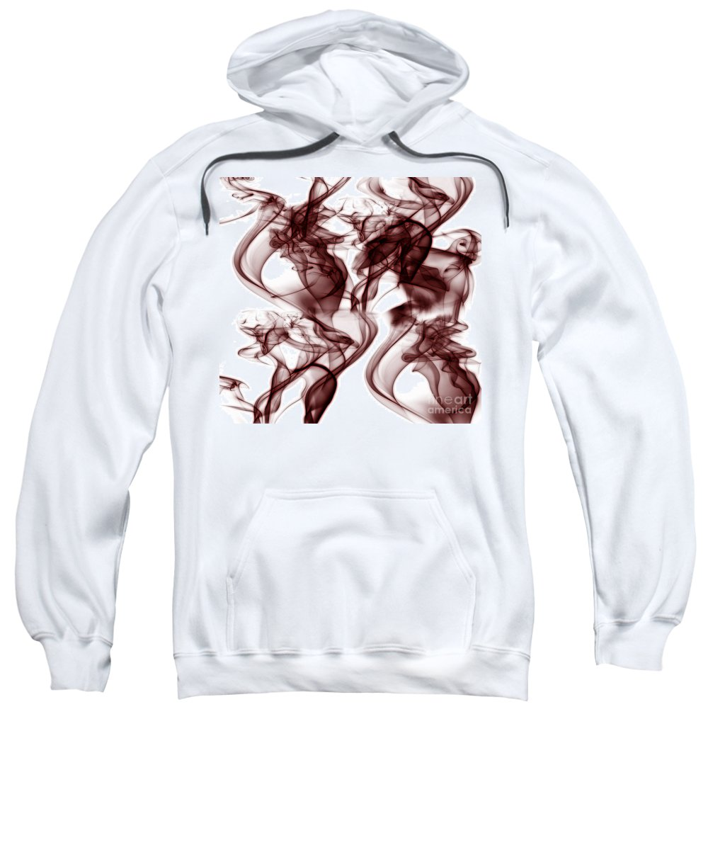 Clay Sweatshirt featuring the digital art Dilusional by Clayton Bruster